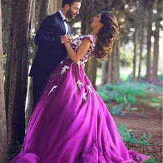 Evening Dress,Long Elegant Evening Dress,Organza Evening Dresses,Purple Evening Dresses,A Line Prom Dresses, Formal Evening Gowns, Party Dress