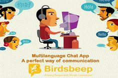 #Multilanguage #Chat #App, A Perfect Way Of Communication