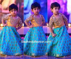 Cold Shoulder Long Gown for Kids – South India Fashion Baby Frock Pattern, Frock Patterns, Long Frocks For Kids, Kids Blouse Designs, Kids Clothes Patterns, Baby Dress Design, Kids Lehenga, Kids Gown, Kids Frocks Design
