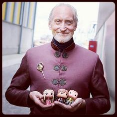 Tywin and his legacy...