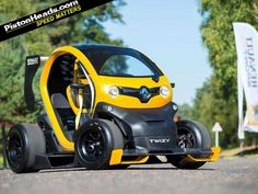 Renault Twizy F1: Driven - PistonHeads