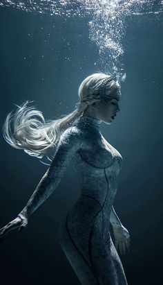 Queen Atlanna (Aquaman) by Felidae Character Inspiration, Character Art, Character Design, Pose Reference Photo, Art Reference, Disney Princess Pictures, Fantasy Warrior, Fantasy Girl, Beautiful Fantasy Art