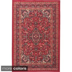 Global Trends Abkhazia Area Rug (7'10 x 9'10)   Overstock.com Shopping - The Best Deals on 7x9 - 10x14 Rugs