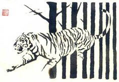 Tyger Tiger by breignier
