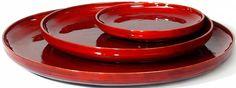 Dieses 3-teilige Schalen Set ist vielseitig einsetzbar und ist ein echtes Liebhaberstück. Sie können die Dekoschalen in viele Wohnstile integrieren und vielseitig nutzen. Die Teller sind in liebevoller Handarbeit aus Bambus gefertigt und mit 9 Lackschichten hochwertig veredelt.  Maße (Ø/H): 24/5 + 38/5 + 50/5 cm.   Artikeldetails:  Dekorative Schalen, Im 3-teiligen Set, Maße (Ø/H): 24/5 cm + 38...