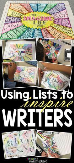 Generating Writing Topics