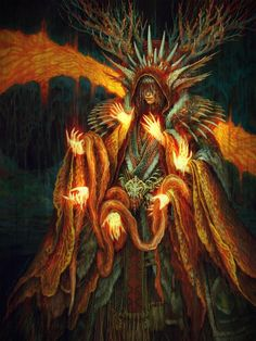 What Is Scp, Scp Cb, Occult Art, Art Base, Art Archive, Angels And Demons, Dark Fantasy Art, Fantasy Creatures, Rpg
