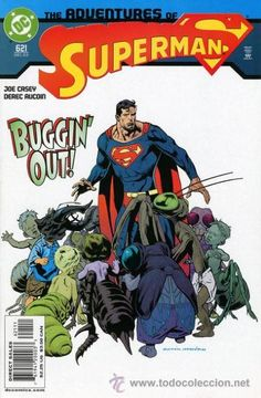 A cover gallery for the comic book Superman Superman Comic, Marvel Comic Books, Marvel Dc Comics, Batman, Superman Stuff, Batgirl, Supergirl, Adventures Of Superman, Superman Family