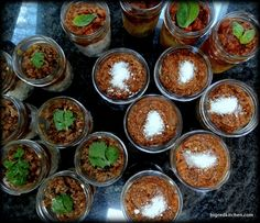 Mason Jar Meals- Have on hand for easy lunches/dinners-  Packing Eat: day 3 and 4- off to Korea and Italy in one pan