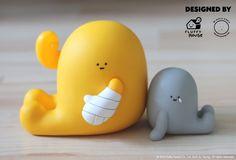 "【Kusso】Fluffy House & Bubi Au Yeung ""I am ok""现货"