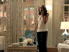 How to Recreate the Look of Olivia Pope's Chic Scandal Apartment http://greatideas.people.com/2015/10/09/olivia-pope-apartment-scandal-kerry-washington/