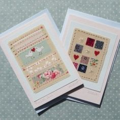Two Little Doves & Hearts and Daisies Daisies, Applique, Blessed, Card Making, Greeting Cards, Hearts, Paper, Frame, Projects