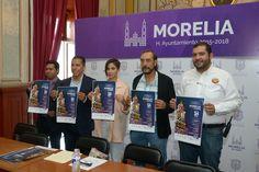 """La carrera nocturna, denominada """"Morelia Corre"""", se llevará a cabo en el Centro de la ciudad, el día sábado 14 de mayo arrancando a las 20:00 horas en las afueras ..."""
