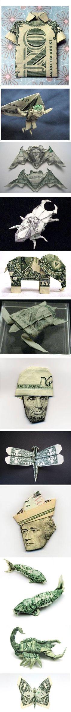 many ways to use a dollar