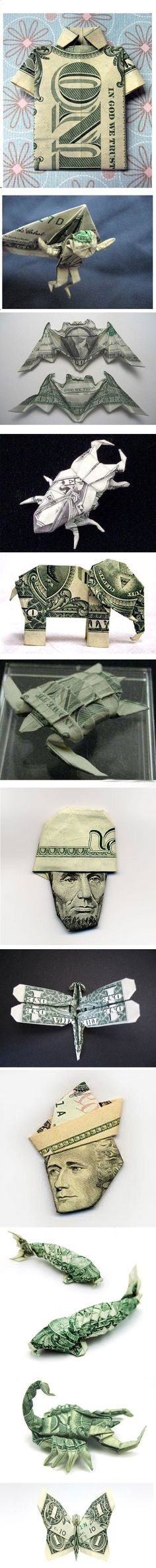 many ways to use a dollar
