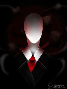 Slender Man (deviantART)