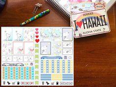 Snoopy Planner Stickers - Weekly kit, Erin Condren Planner Stickers