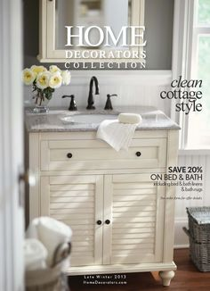 #Home Decorators Collection    Late Winter 2013.