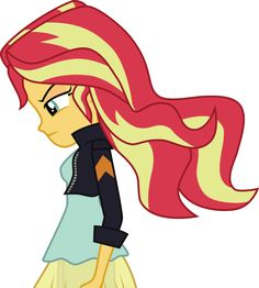 Sunset Shimmer - Vector by OwleStyle on DeviantArt