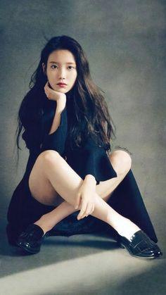 IU Singles Korea Magazine 2016