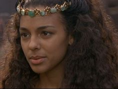 "Marsha Thomason, ""Black Knight"", 2001"