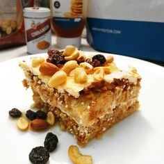 Sweet Desserts, Baked Goods, Goodies, Food And Drink, Health Fitness, Healthy Eating, Sweets, Healthy Recipes, Meals