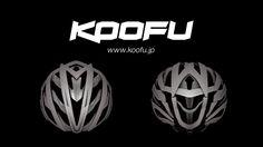 KOOFU WG-1  Cycling Helmet Cool!