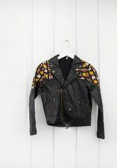 Gypsy Queen Leather Jacket
