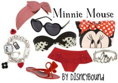 Minnie Mouse [Beach]