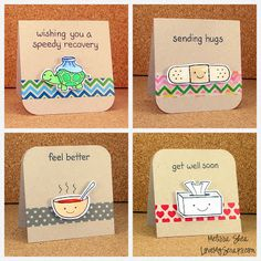 Get Well cards
