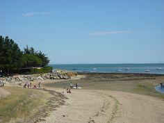 Presqu'île de Rhuys - Plage de banastère