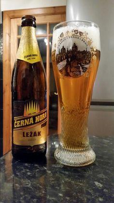 Cerna Hora Lezak Svelty (Light Czech Lager)