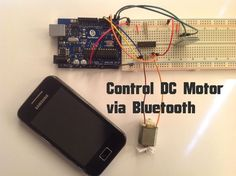 Picture of Arduino - Control DC Motor via Bluetooth