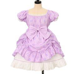 ♡ PUTUMAYO ♡ Ruched dress http://www.wunderwelt.jp/products/detail12304.html ☆ ·.. · ° ☆ How to order ☆ ·.. · ° ☆ http://www.wunderwelt.jp/user_data/shoppingguide-eng ☆ ·.. · ☆ Japanese Vintage Lolita clothing shop Wunderwelt ☆ ·.. · ☆