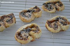 20 Minute Marzipan Mince Palmiers - Casa Costello Sicilian Recipes, Pastry Recipes, My Recipes, Cooking Recipes, Recipies, Sicilian Food, Cooking Ideas, Xmas Food, Christmas Cooking