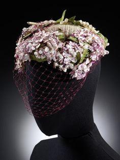 Hat  1950  The Victoria & Albert Museum
