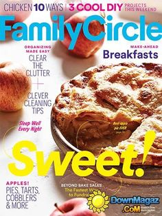 Let's tackle Homework with my recent Family Circle feature!   July is Purposeful Parenting Month.... so what better time to sit down with your kids and discuss important topics. And since August is just around the corner it's also Back To School Season and Homework Battles are just around then corner.