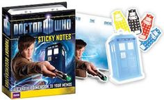 Doctor Who 11th Doctor Sticky Notes