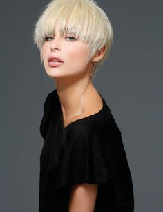 Vidal Sassoon Short Hair Obsession Pinterest Short