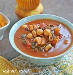 Embracing Fall + {Autumn Harvest Chili} | Nosh and Nourish