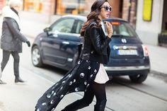 draping layers   #NYfashionWeek #Fashion