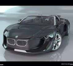 Fancy - BMW – X ROADSTER CONCEPT | BY ALDO SCHURMANN