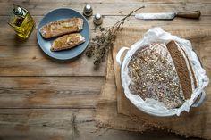 Ψωμί χωρίς ζύμωμα με βρώμη Camembert Cheese, Dairy, Food, Essen, Meals, Yemek, Eten