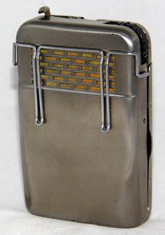 Vintage Sonotone 1200 Transistor (Body) Hearing Aid, 4 Transistors, Aluminum Case, Made In USA, Circa 1954 Vacuum Tube, Hearing Aids, Usa, How To Make, Vintage, Collection