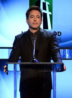Robert Downey Jr. Photos: 17th Annual Hollywood Film Awards