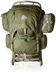 Kelty Yukon External Frame Pack * Startling review available here  : Backpacking backpack