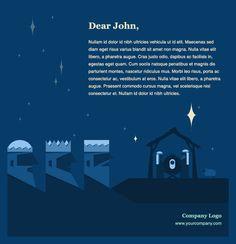 Templates com Design personalizados para o Natal - Benchmark Email