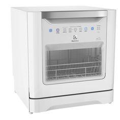 💦 Lava-Louças de Embutir Electrolux LE08B 6 Programas Branco 110V  💵 Por 👉 R$ 1.549,00 👈 a vista  💳 Ou em até 10x de R$ 154,90 sem juros no cartão