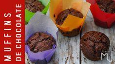 Muffins de Chocolate / Chocolate Muffins