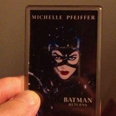 She is Michelle Pfeiffers Catwoman, hear her Roar! ;)